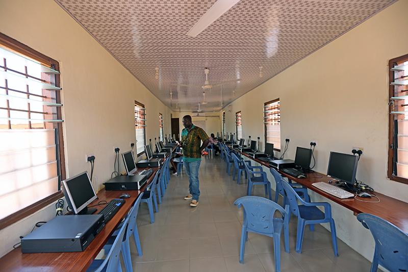 Mamprobi Methodist Primary school