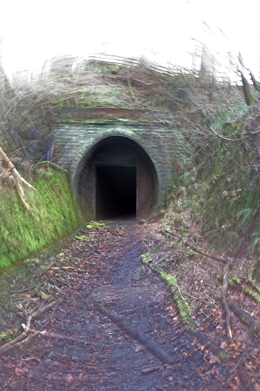 Neidpath tunnel 2