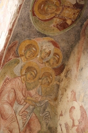 Saint Nicholas church fresco 1