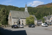 Kinloch Rannoch Episcopal church