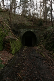 Neidpath tunnel 3