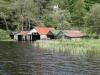 Boat sheds
