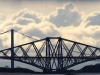 Forth road & rail bridge