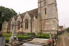The Parish Church of Saint Martin Bladon