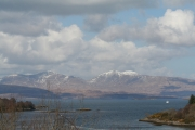 Firth of Lorn & Mull