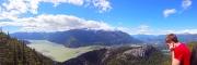 Howe Sound contemplation
