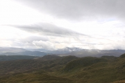Over the mountains to Loch Tay