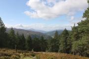 Over the mountains to Schiehallion