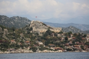 Simena Fortress