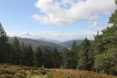 Over the mountains to Schiehallion