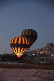 Hot air balloon 1