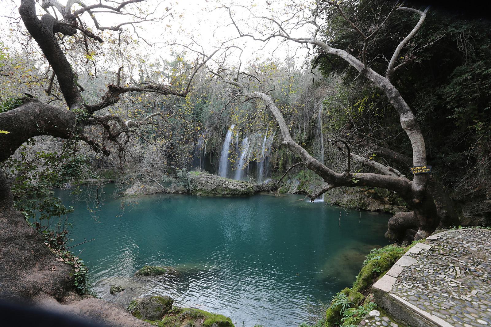 Kursunlu Waterfall 1