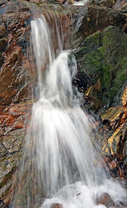 Waterfall @ Glen Nevis 1