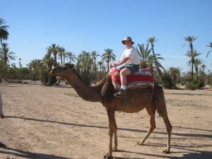 Me on camel