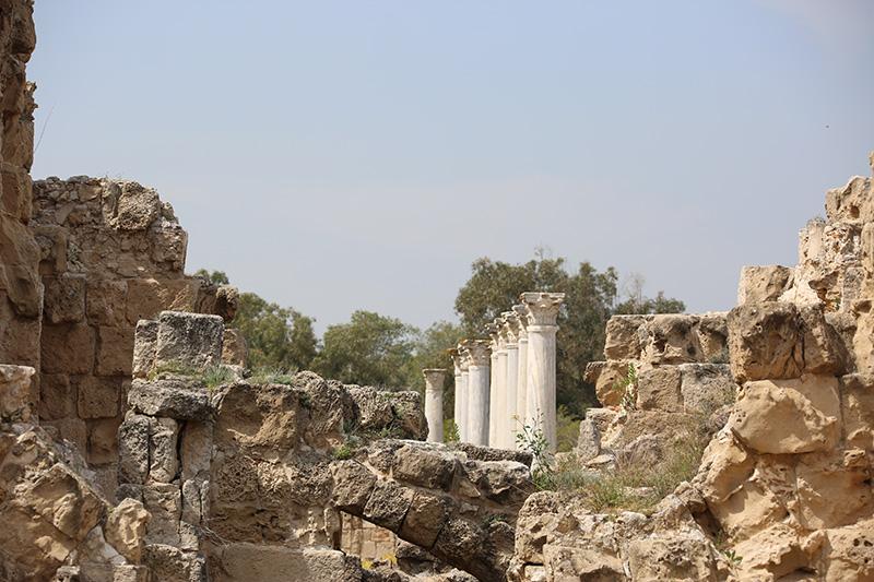 Salamis Columns
