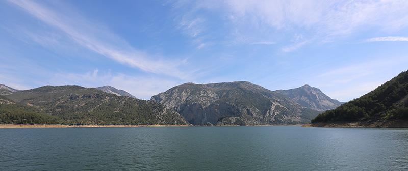 Taurus mountains & Green Canyon
