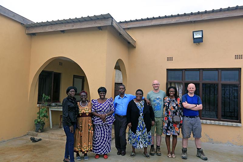 Lusaka family